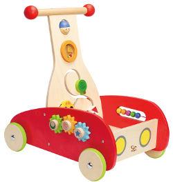 baby lauflernwagen - kippsicher, einstellbare rollwiderstand, Moderne
