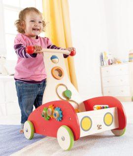 lauflernwagen holz qualit t aus holz lauflernhilfe f r. Black Bedroom Furniture Sets. Home Design Ideas